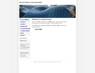tomaszewska.com.pl screenshot