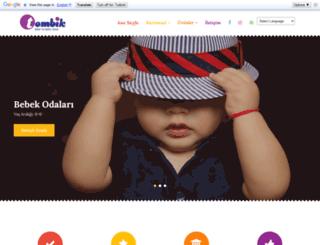 tombikbebe.com.tr screenshot