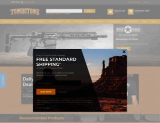 tombstonetactical.com screenshot