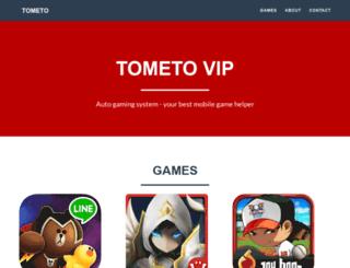 tometo.net screenshot