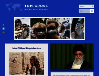 tomgrossmedia.com screenshot