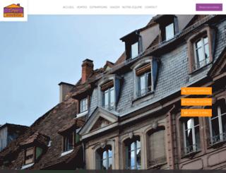 tomimmo.fr screenshot