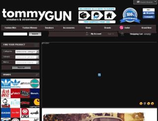 tommygun.es screenshot