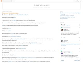 tomnelson.blogspot.co.uk screenshot