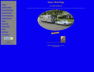 tompatterson.com screenshot