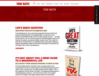 tomrath.org screenshot