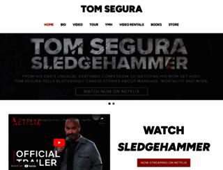 tomsegura.com screenshot