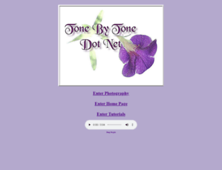 tonebytone.com screenshot
