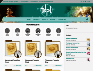 tonedealings.com screenshot