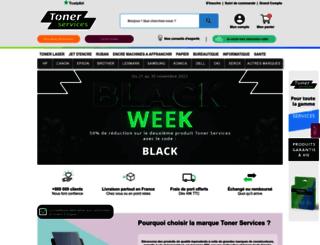 toner.fr screenshot