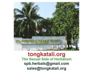 tongkatali-wholesale.com screenshot