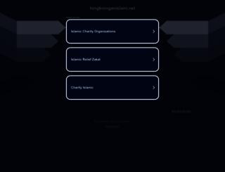tongkronganislami.net screenshot