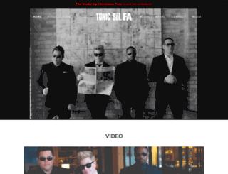 tonicsolfa.com screenshot