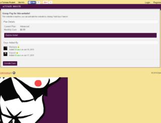 tonneauroulant.enjin.com screenshot