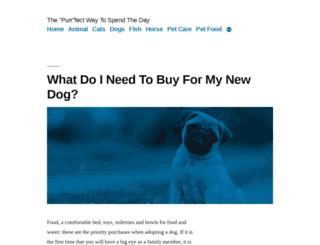 tonsofcats.com screenshot