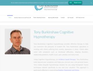 tonyburkinshaw.co.uk screenshot