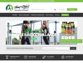 tonysfeir.com.au screenshot
