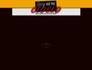 tonysnypizza.pdqonlineordering.com screenshot