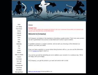 tonyta604.com screenshot