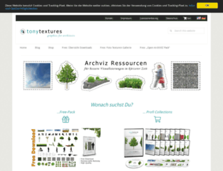 tonytextures.de screenshot