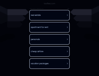 toofiles.com screenshot