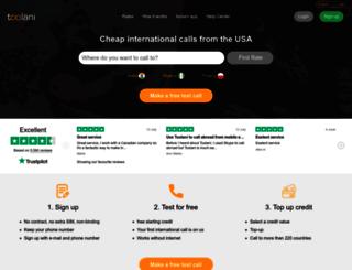 toolani.com screenshot