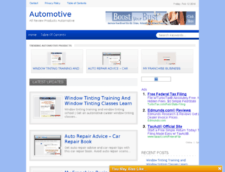 toolautomotive.pusku.com screenshot