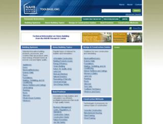 toolbase.org screenshot