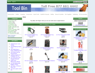 toolbin.biz screenshot