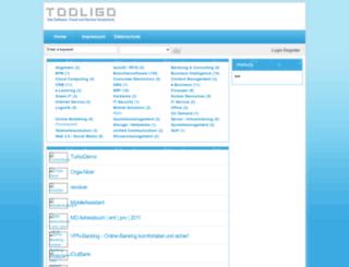 tooligo.de screenshot