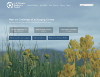 toolkit.climate.gov screenshot