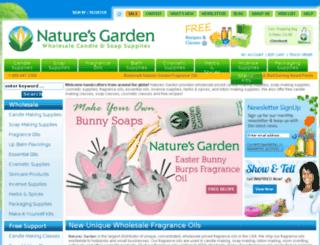 toolkit.naturesgardencandles.com screenshot