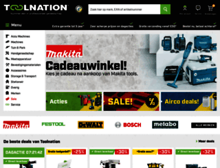 toolnation.nl screenshot