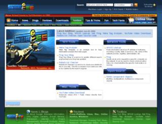 tools.swebee.com screenshot