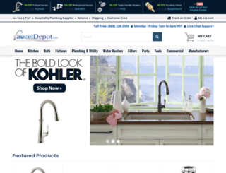 toolsforplumbers.com screenshot