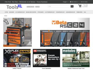 toolsxl.nl screenshot