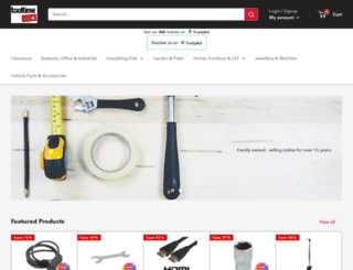 tooltime.co.uk screenshot
