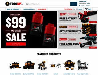 toolup.com screenshot