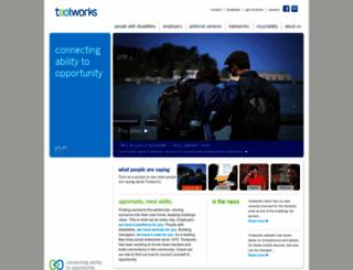 toolworks.org screenshot