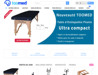 toomed.com screenshot