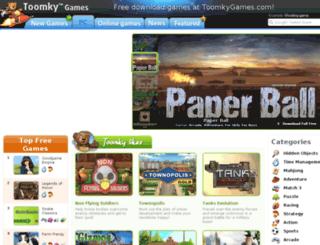 toomkygames.ru screenshot