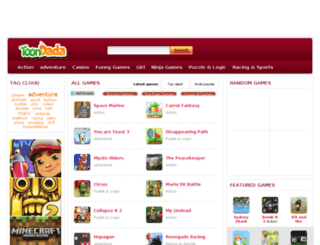 toondada.com screenshot