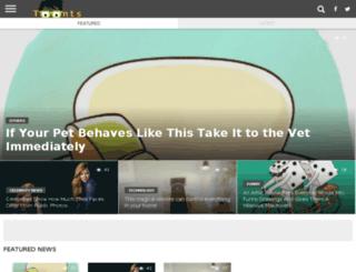 toonts.com screenshot