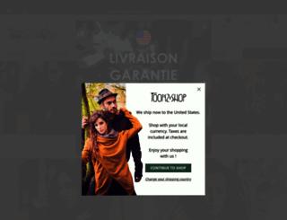 toonzshop.com screenshot