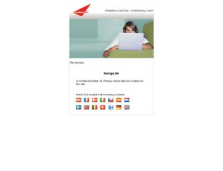 toorga.de screenshot