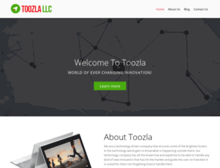 toozla.com screenshot