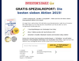 top-aktien-2015.com screenshot