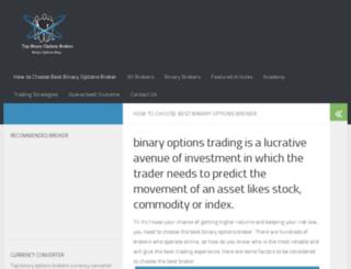 top-binary-options-brokers.com screenshot