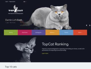 top-cat.org screenshot