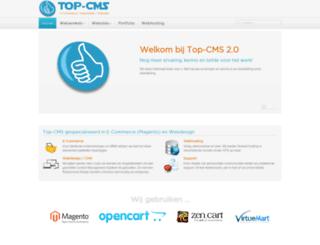 top-cms.eu screenshot